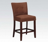 Chocolate  MFB Counter Height Chair