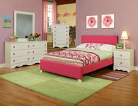 Dulce Youth  Bedroom 52000 Series Fuschia