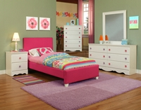 Dulce 52000 Series Bed Fuschia