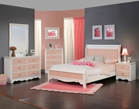 A Sabrina Youth  Bedroom Series 52100