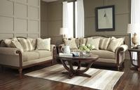 Berwyn View  Living Room Sofa Set