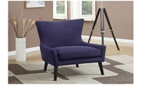 Accent Chair Navy