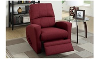 Carmine Swivel Recliner Chair