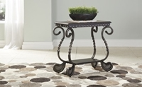 Jonidell Chair Side End Table