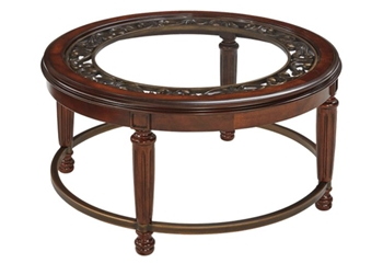 Leahlyn  Round Cocktail Table