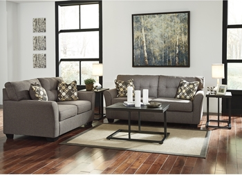 Tibbee Living Room Sofa Set